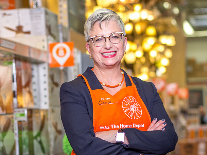 Home Depot's Carol Tome realized profits, not revenue, must be the key decision-making criteria for creating a sustainable and high-performing business