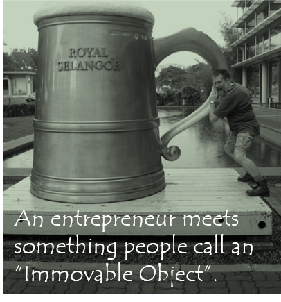 ImmovableObject