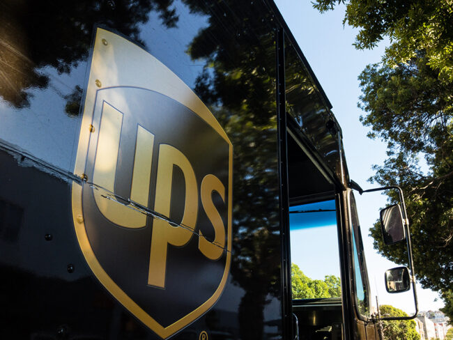 Carol Tomé, CEO of UPS, made the choice to focus on profits, and it is paying off
