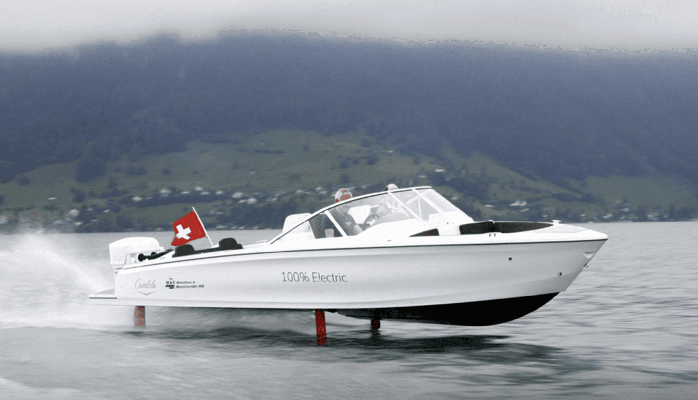 Candela launches new eBoat that seats 6 and reaches 30 knots for a price of $322k