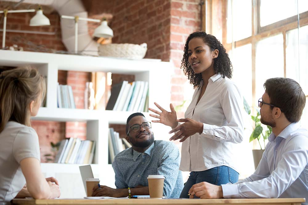 Face to face interactions still have an important part to play in organizations