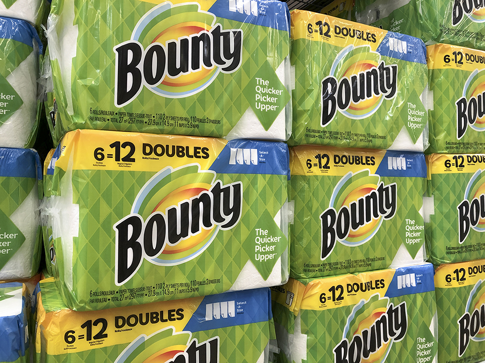 CPG giants drive growth during COVID with new product development and brand advertising