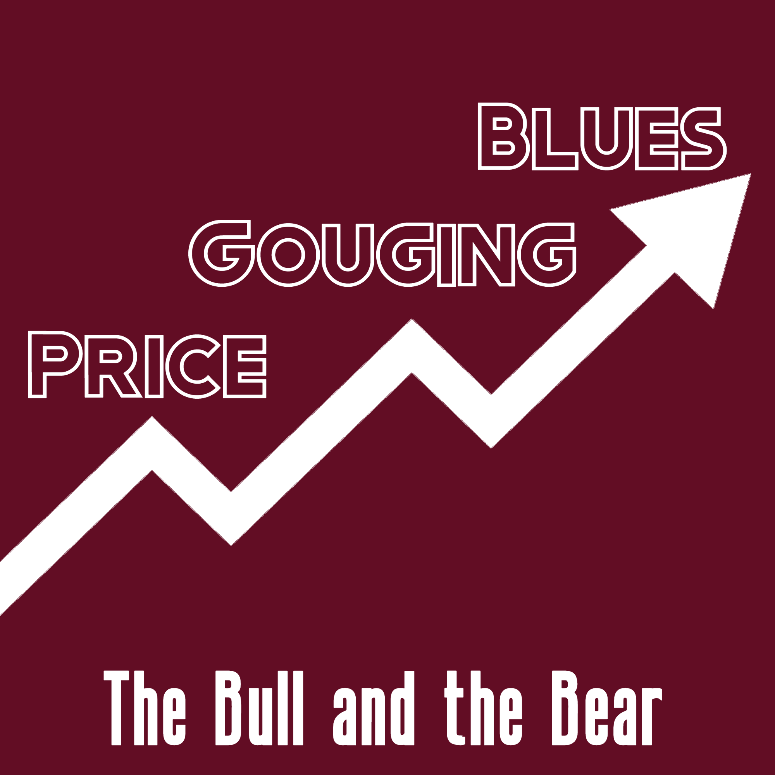 Original song Price Gouging Blues by Kyle Thompson-Westra