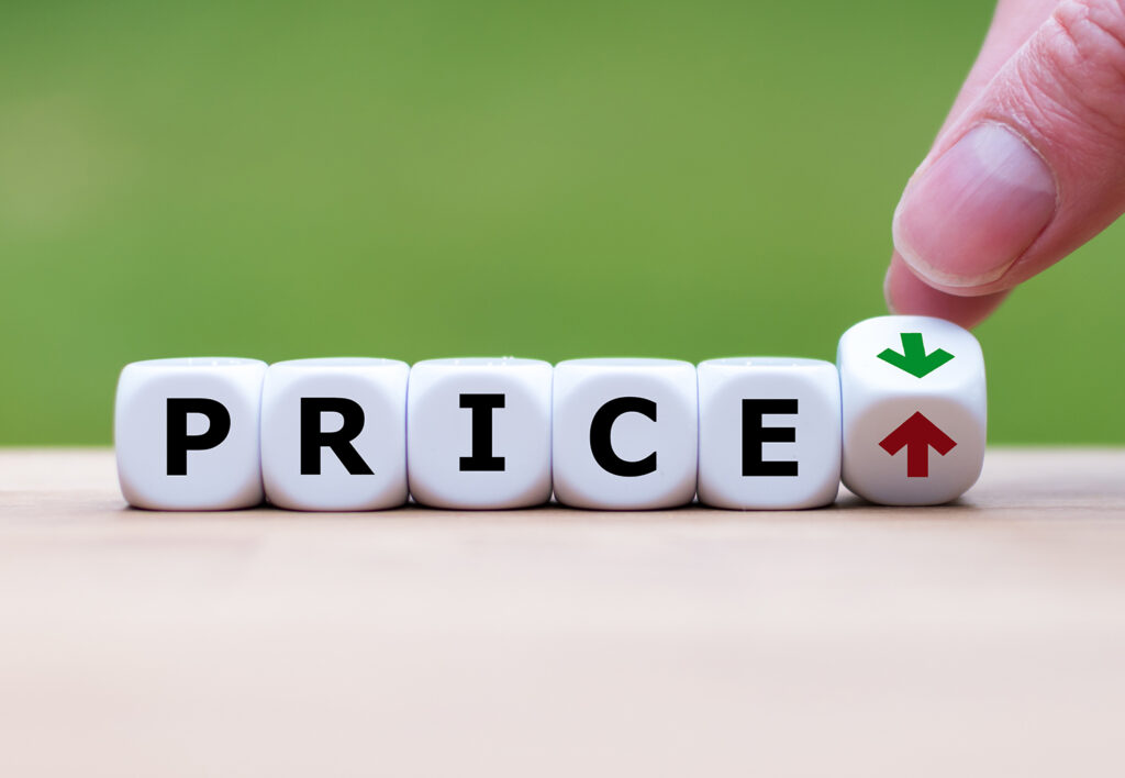 The seven key factors for enabling a price increase to succeed