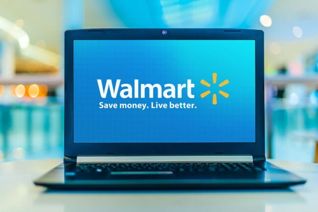 Walmart increases digitalization during the COVID-19 recession